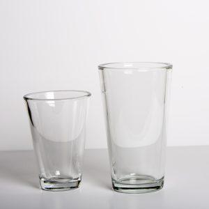 אגרטל זכוכית קוני